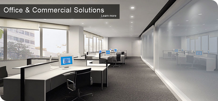 Whether you want sound insulation for an office, airport or other commercial building, SoundCoustic is the best solution.